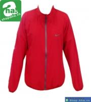 Áo khoác thể thao nữ đỏ AKN05