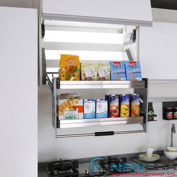 Phụ kiện kệ bát đĩa di động, giá bát tủ bếp trên