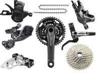 Group Shimano Deore 2014