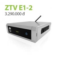 Đầu thu ZTV E Class E1-2