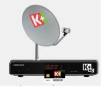 Đầu Thu K+ Premium HD (74 kênh SD + 12 kênh HD)