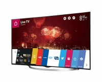 TV 3D LED LG 65UC970T 65 INCH, ULTRA HD, INTERNET, MCI 1000 HZ