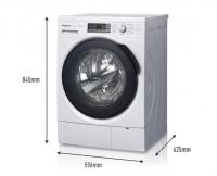 Máy Giặt Cửa Ngang Hoàn Toàn Tự Động Panasonic NA-148VG4