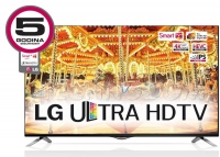 SMART TV 4K LG 40UB800T;40 INCH, ULTRA HD, INTERNET, MCI 900 HZ
