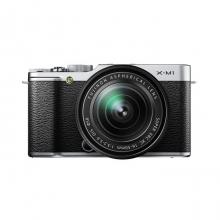 Fujifilm X-M1 + Kit 16-50 mm (Black/Silver/Brown/Red)