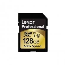 Lexar Professional SDXC 128Gb Class 10 600x/ 90MB/s