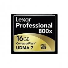 Lexar Professional CF 16GB 800X 120MBs