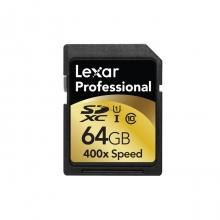 Lexar Professional SDXC 64Gb Class 400x/ 60MB/s