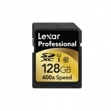 Lexar Professional SDXC 128Gb Class 400x/ 60MB/s