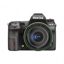 Pentax K-3 body + DA 18-135mm + DA 55mm/1.8