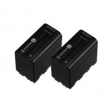 Pin Sony 2NP-F970 (1 hộp/2 Viên )