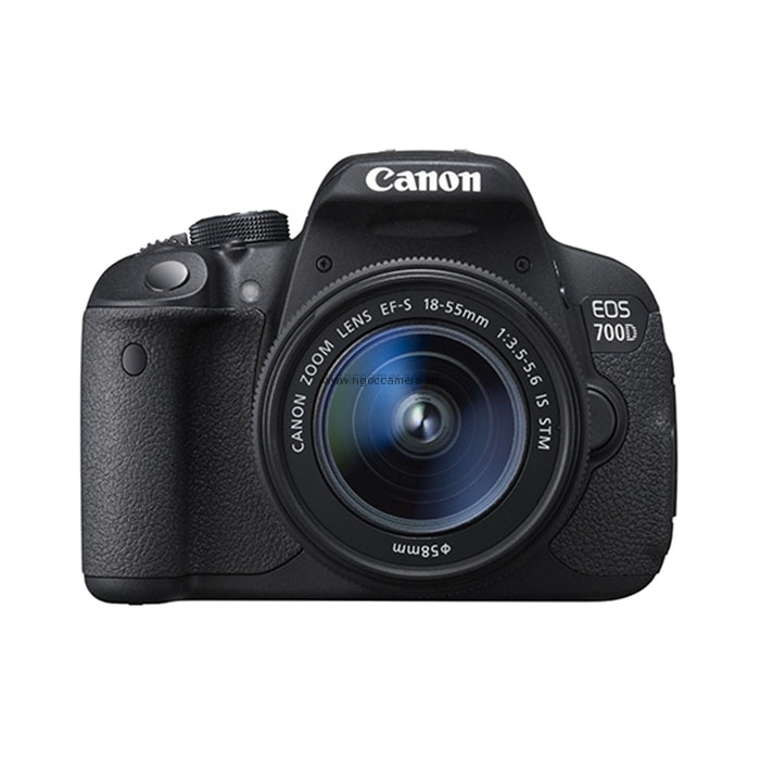 Canon EOS 700D Kit EF-S 18-55 IS STM