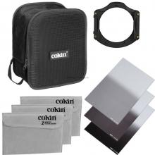 Cokin Z-Pro U960 Pro Graduated Neutral Density Filter Kit