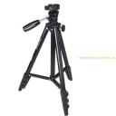 Chân máy ảnh Yunteng VCT 680 RM (Đen)