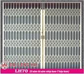 Cửa Kéo Đài Loan - LH70