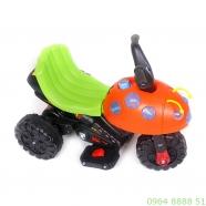 Xe máy điện trẻ em hình con bọ dừa có râu