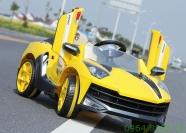 Oto điện trẻ em Lamborghini 2 động cơ LB-8188