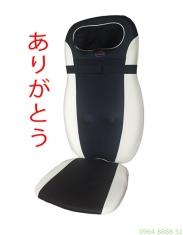 Đệm Massage toàn thân 2 con lăn hồng ngoại Nhật Bản F02