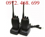 Bộ đàm Kenwood TK-3207GS Alarms