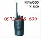 Bộ đàm cầm tay Kenwood TK-4200 UHF