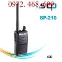 BỘ ĐÀM CẦM TAY CHỐNG NƯỚC CHIERDA HD-SP-210