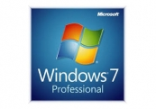Windows 7 Professional SP1 64-Bit DVD - OEM [FQC-08289]