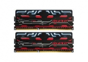 Kit DDRam III AVEXIR 8GB/2400 (2*4GB) AVD3U24001004G-2BZ1 - Blitz 1.1 Original