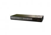 Web-Smart 10/100/1000Mbps Gigabit Ethernet Switch  GSW-1602SF