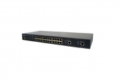 10/100/1000Mbps Gigabit Ethernet Switch  FGSW-2620